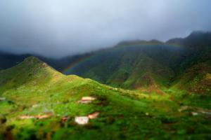 Горы Национального парка Anaga