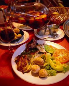 Традиционный канарский ужин