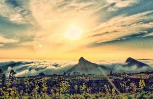 Горы Ifonche