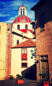 Улочки городка La Orotava