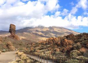 Скалы Roques de Garcia